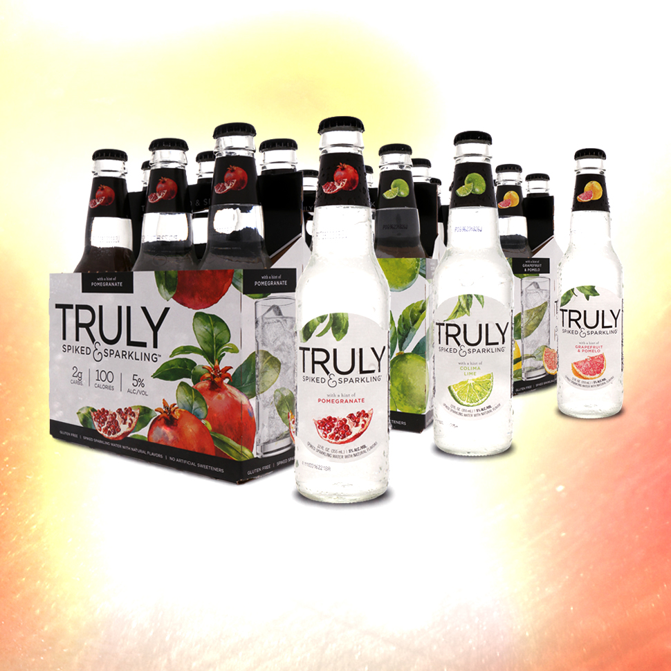 Truly Truly Boston Beer Launching Hard Seltzer Line | Brewbound.com