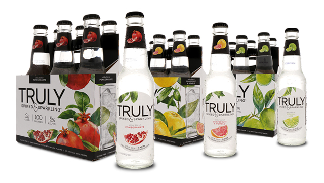 Truly Truly Boston Beer Announces Launch Of Truly Spiked & Sparkling