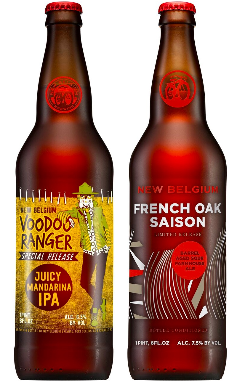 Saison Belgian Farmhouse Ale New Belgium Brewing Launches 2 Special Releases Brewbound