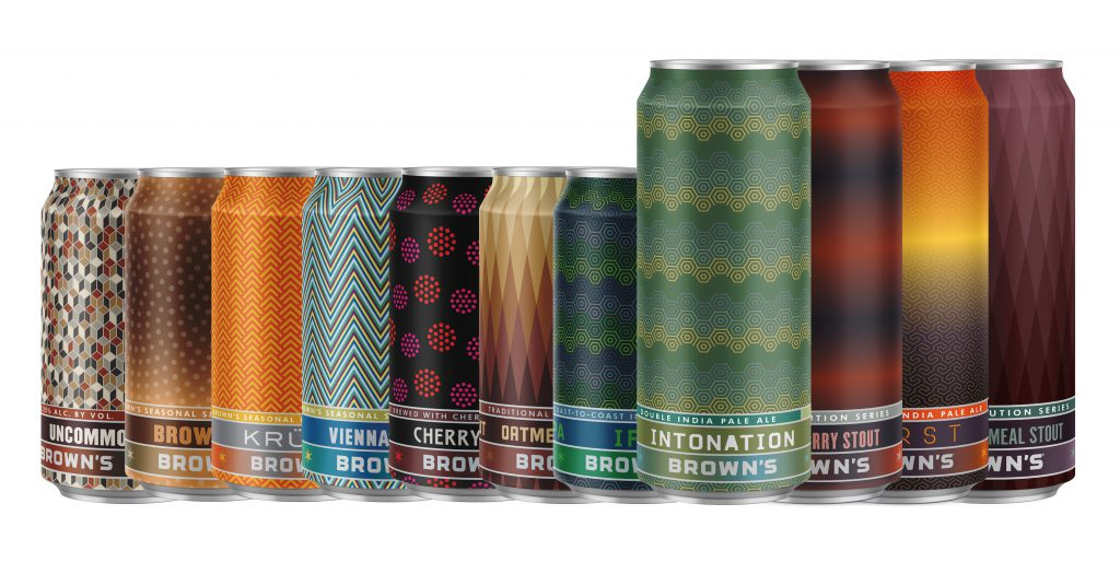 Brown\u0027s Brewing Company Releases Intonation Double IPA Brewbound
