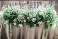 Reception Dcor Photos - Lush Arrangement on Sweetheart ...