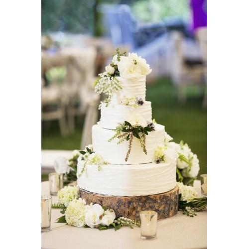 Medium Crop Of Rustic Wedding Cake