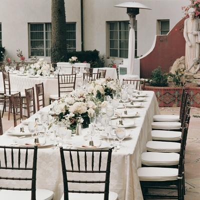 Alfresco Spring Wedding in Malibu, California - Inside Weddings