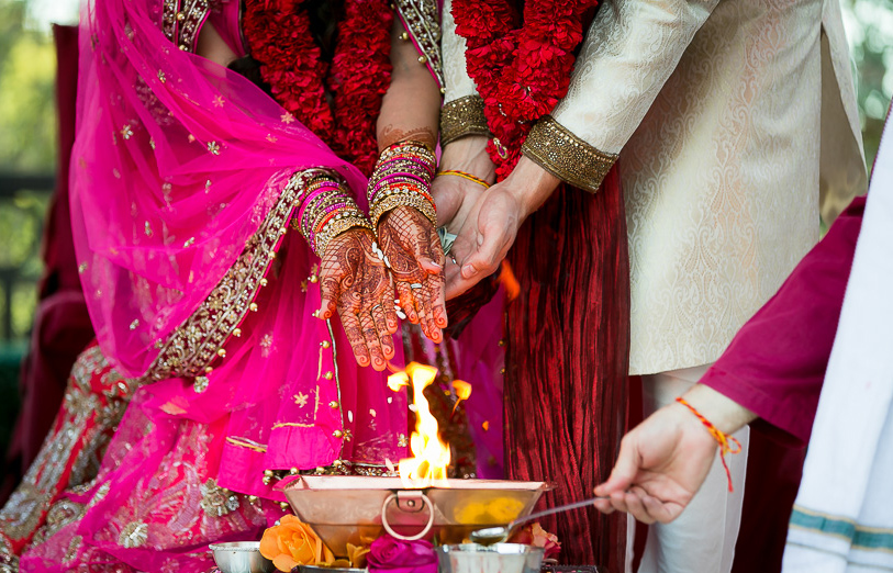 Indian Weddings How To Blend Indian And Western