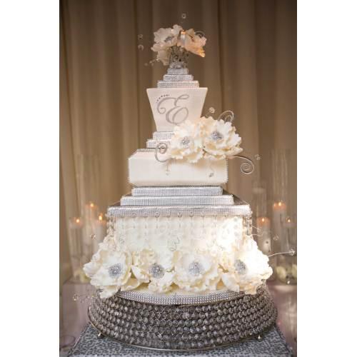 Medium Crop Of Wedding Cake Stands
