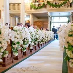 Wedding Ceremony Ideas 13 Décor Ideas for a Church Wedding Inside