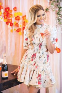 Bridal Shower Outfit Inspiration from Real Brides - Inside ...