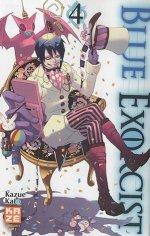 Blue Exorcist Characters
