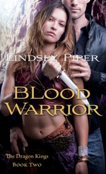 Blood Warrior (Dragon Kings, #2)