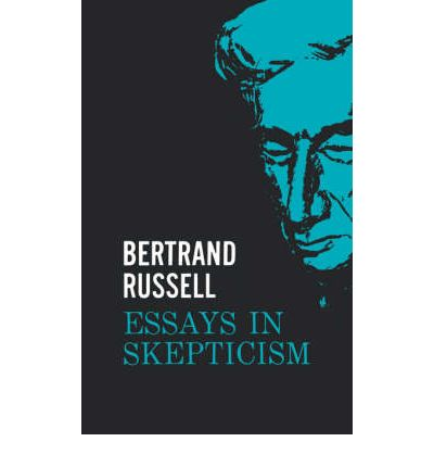 Essays In Skepticism Bertrand Russell 9780806530116