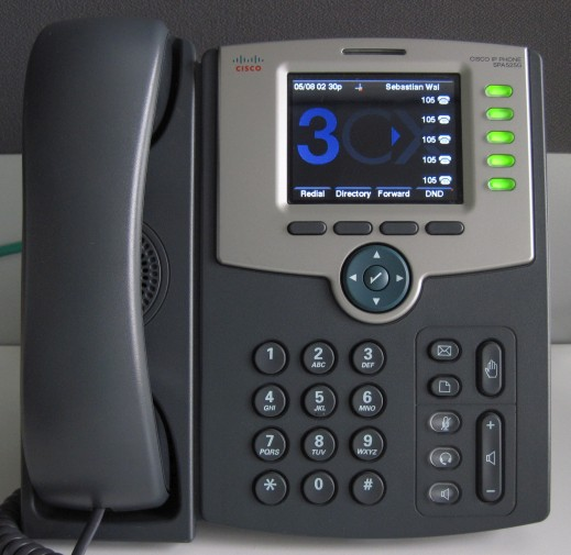 Make a Conference Call Using Cisco SPA500 Series Phones