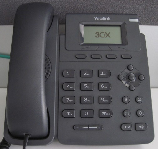 Make a Conference Call Using Yealink T19 Phones