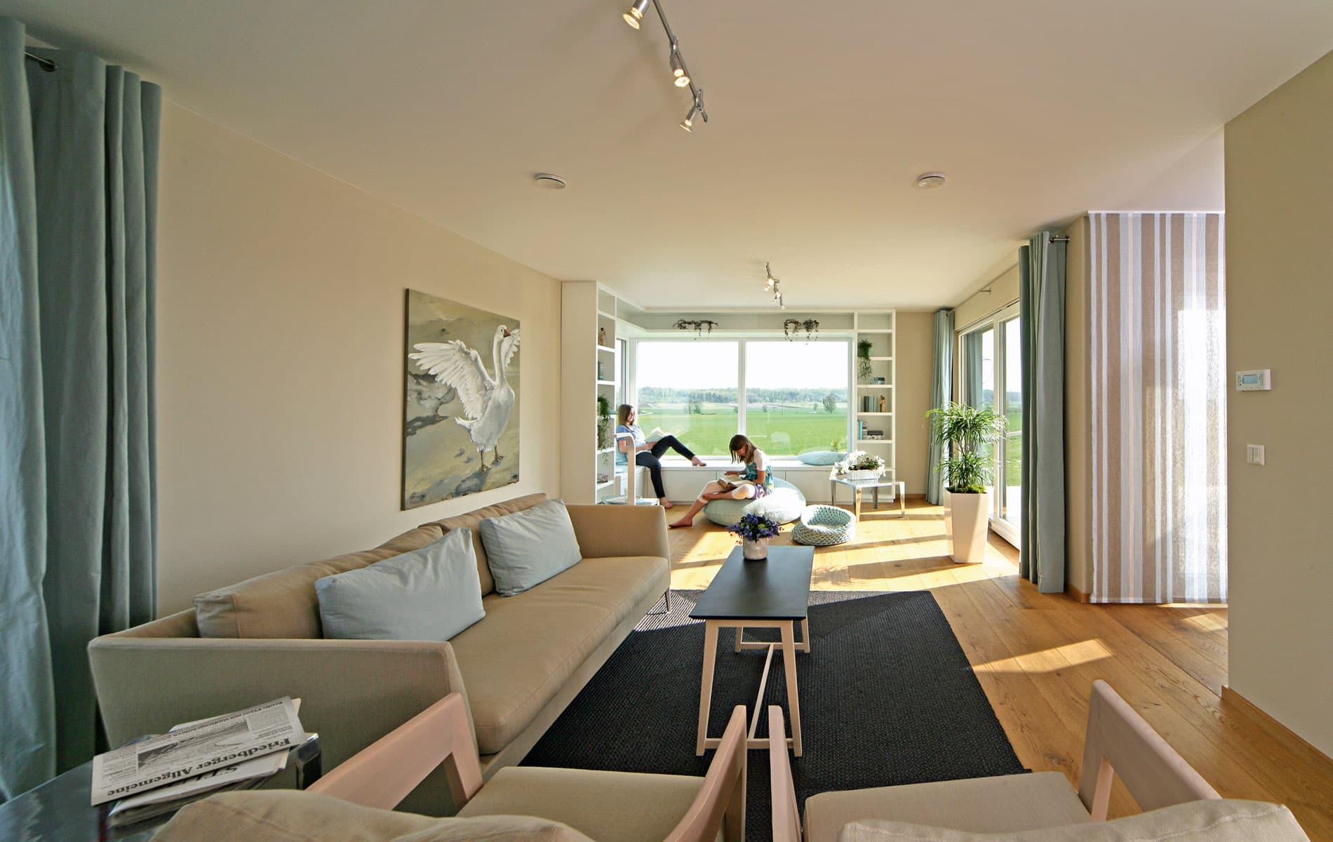 Fenster Sitzbank