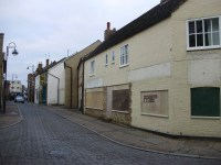View of South Street, St Neots, looking towards the High ...