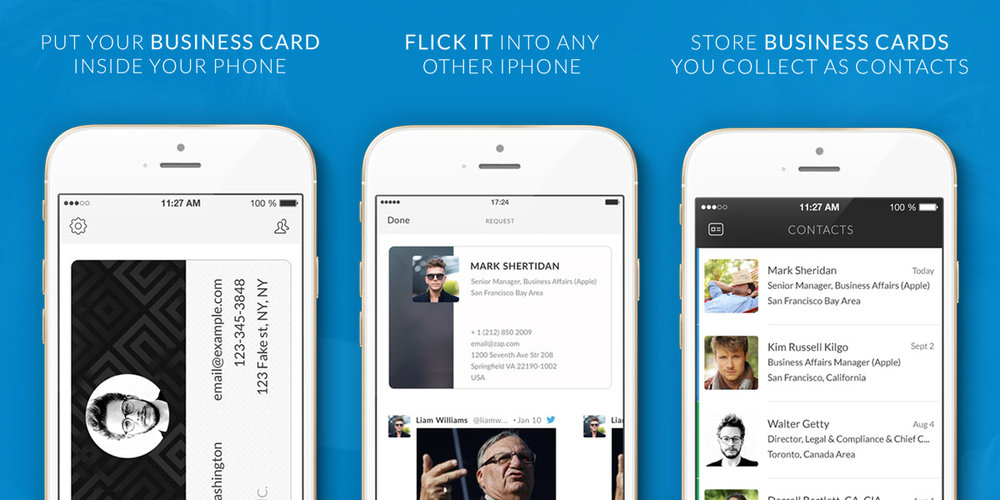 Zap- The Digital Business Card - Zap - The Digital Business Card (news)