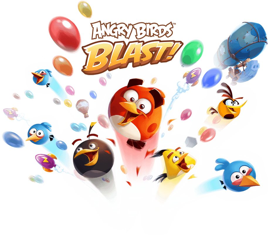 Cute Cloud Wallpaper Angry Birds Blast Angry Birds