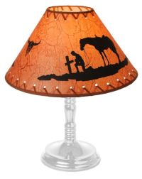 Western Table Lamps | Horse Lamps and Wall Lights | Home ...