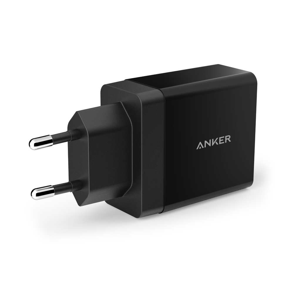 Ipad Lader Anker 2 Port Usb Wall Charger