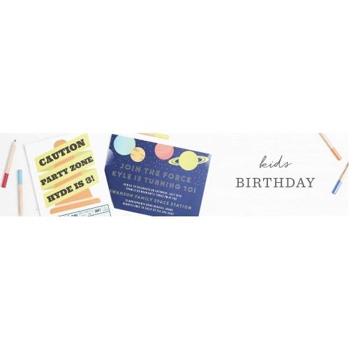 Medium Crop Of First Birthday Invitations