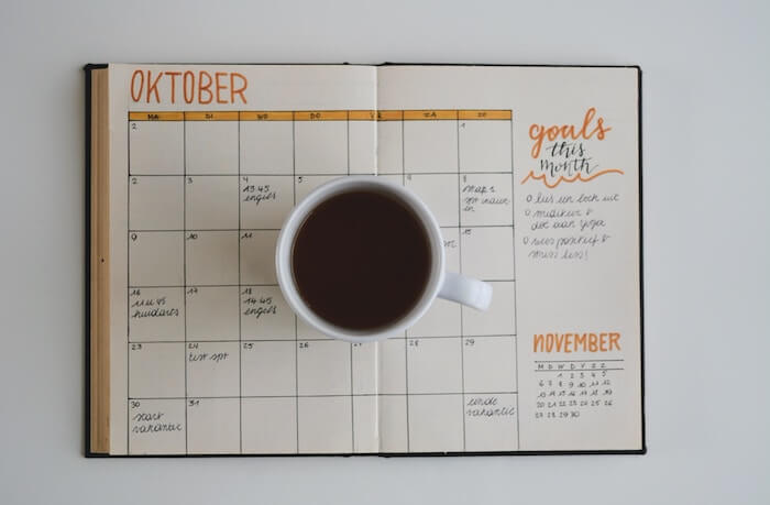 How to Create an Editorial Calendar for Your Blog ActiveCampaign - create a picture calender