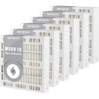 MERV 13 20x25x4 Air Filters (6 Pack) - FREE SHIPPING!