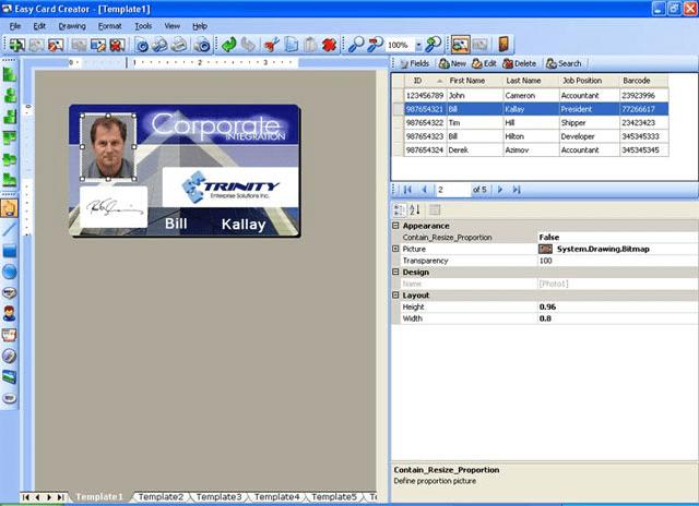 free online identity card making software ltt