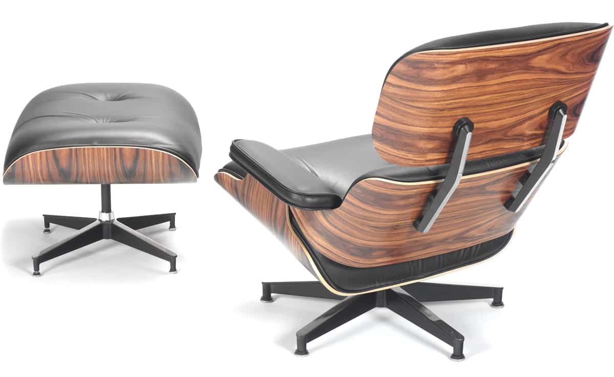 Eames Ottoman Mlf Plywood Eames Lounge Chair Ottoman Reviews And Deals