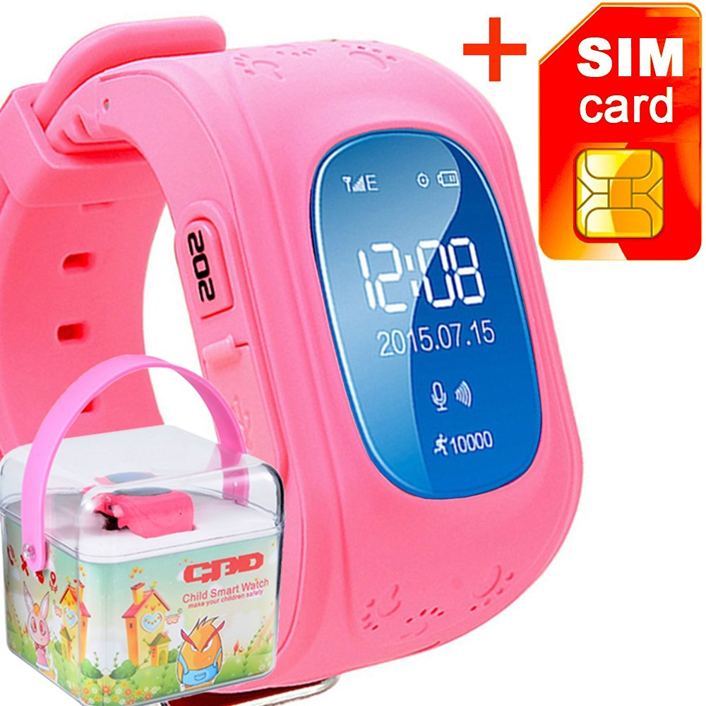 Gps Tracker Gbd Gps Tracker Kids Smartwatch Reviews And Deals