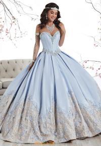 Blue Quinceanera Dresses | www.pixshark.com - Images ...