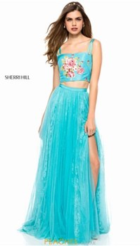 Aqua Homecoming Dresses | Peaches Boutique