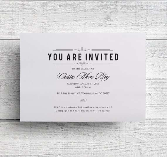 Create the Perfect Corporate Event Invite - EVENTup Blog