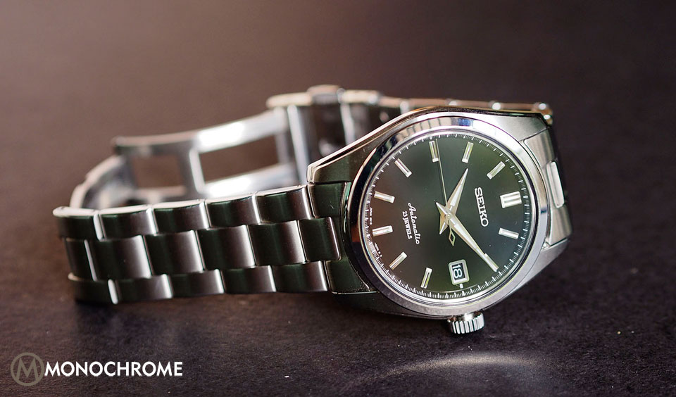 Seiko Mechanical Automatic Sarb033 Fully Reviewed