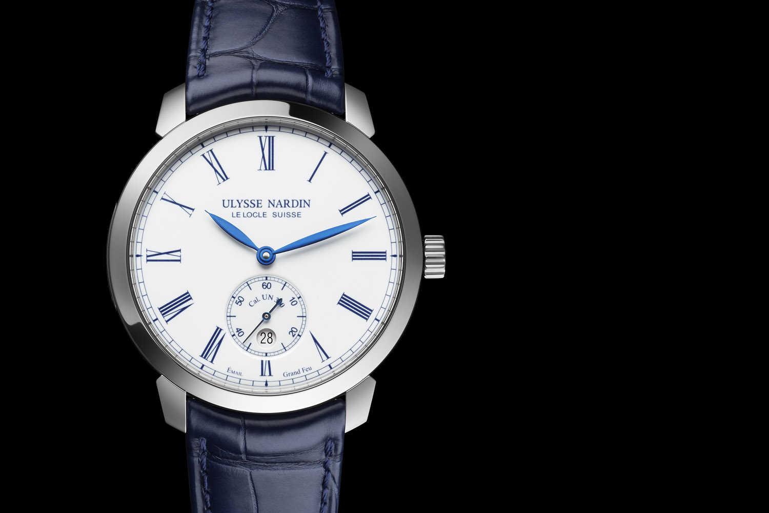 Perpetual Calendar Watches With Moon Phase A Lange Shne 1815 Rattrapante Perpetual Calendar Introducing Ulysse Nardin Classico Manufacture With