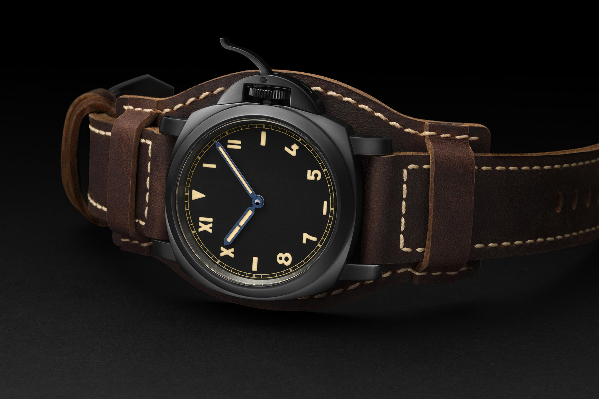 Panerai Uhr Neue Uhr Panerai Luminor California 8 Days Dlc 44mm Pam00779