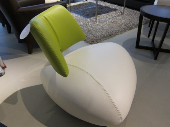 Pallone Sessel   Designer Sessel Parabolica Leolux