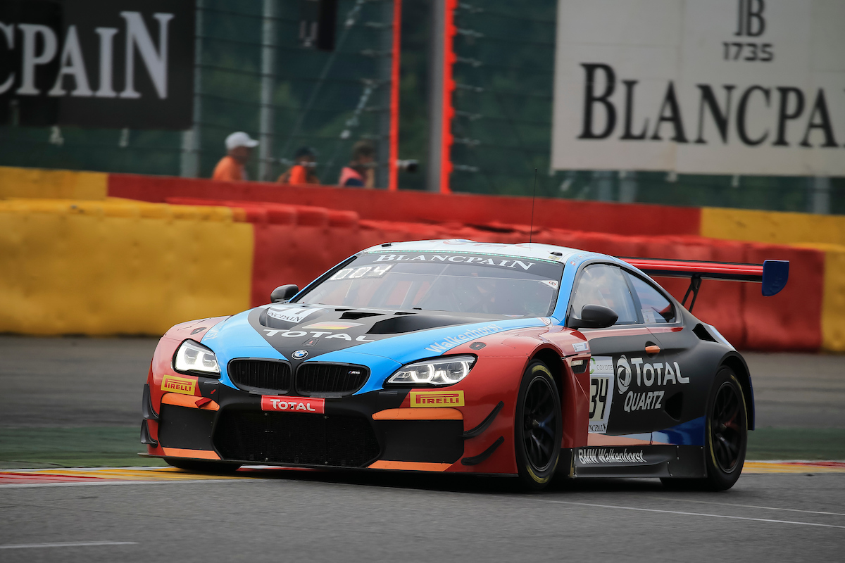 Lc Spa 24h Spa Qualifs La Bmw De Walkenhorst Motorsport En
