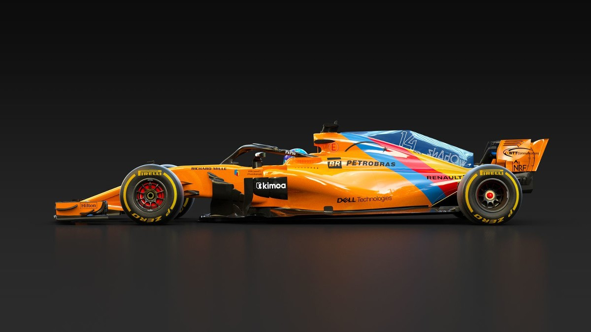 Fernando Alonso F1 Grand Prix Mclaren Creates Special Livery For Fernando Alonso S F1 Farewell