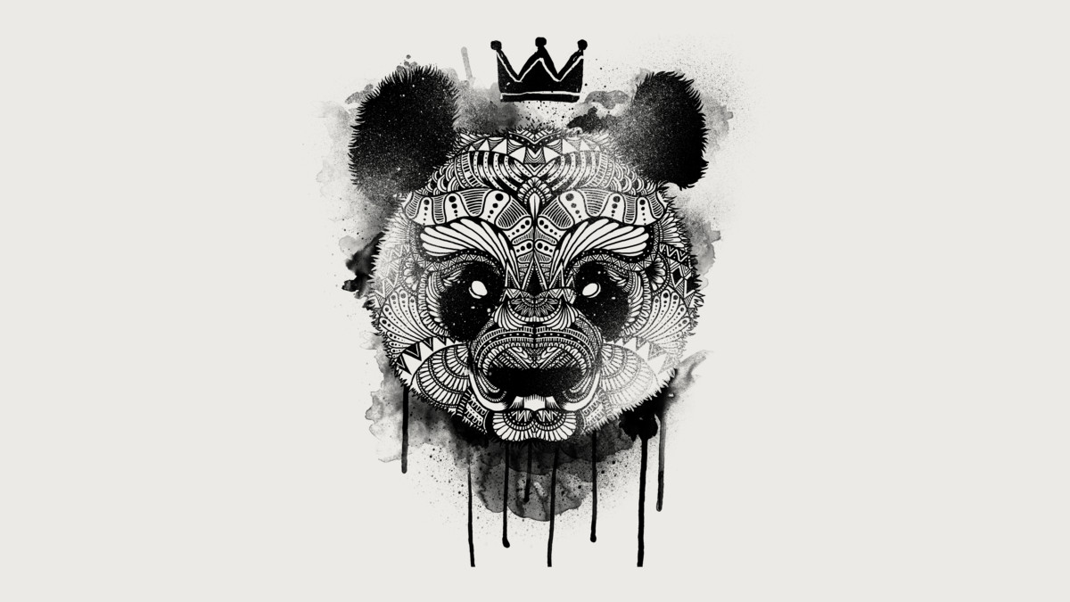 Godfather Hd Wallpaper Neo Panda T Shirt By Wolfinger Design By Humans