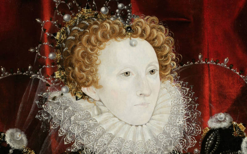House Plan Power & Portraiture: Painting At The Court Of Elizabeth I