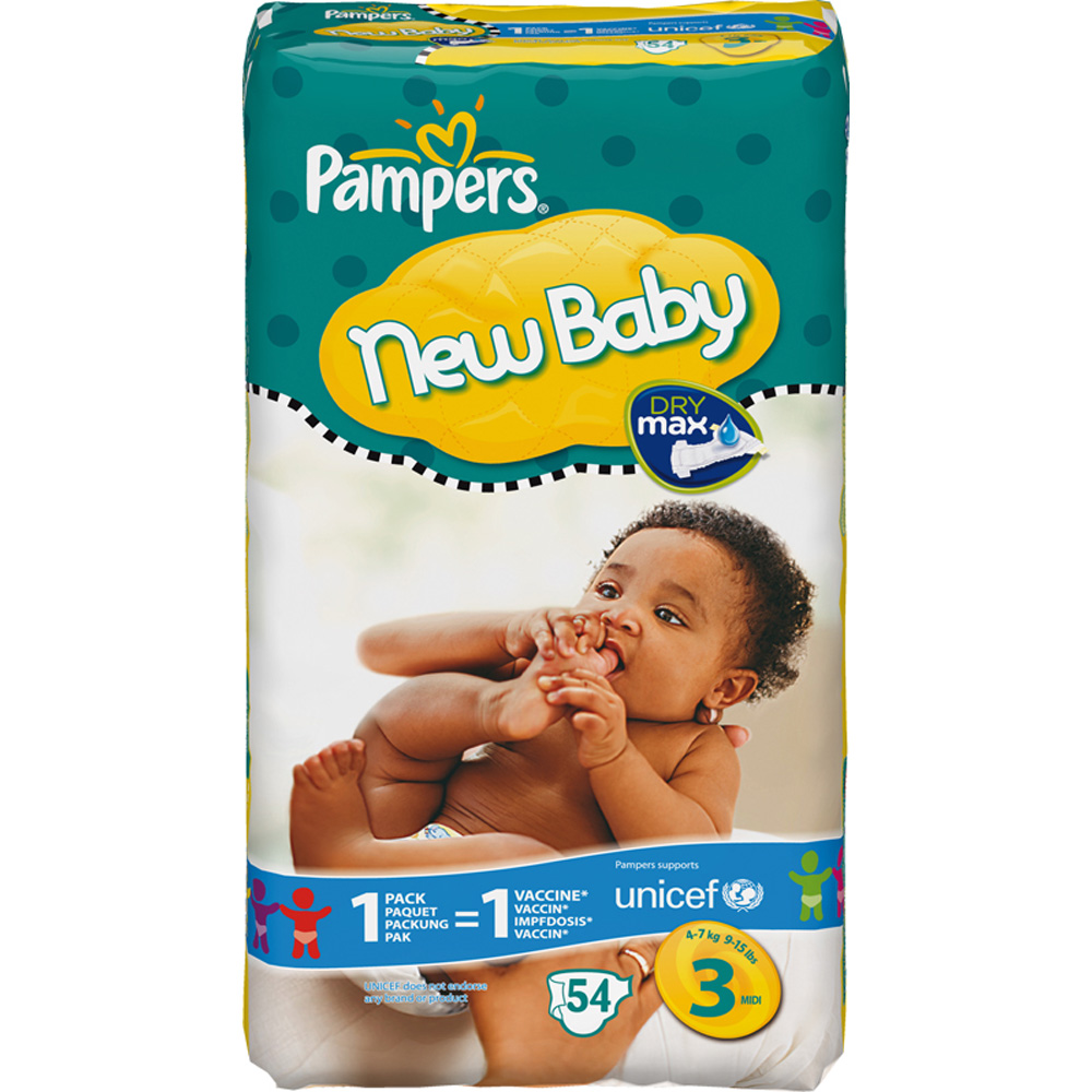 Couche Pampers Prix Couche Newbaby