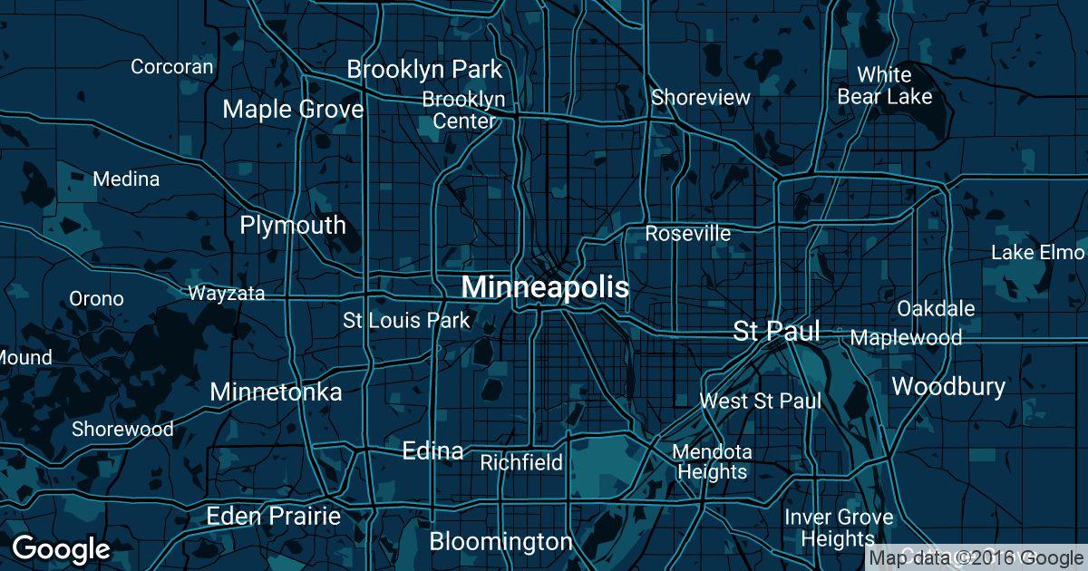 Minneapolis Uber Prices  Historical Rates