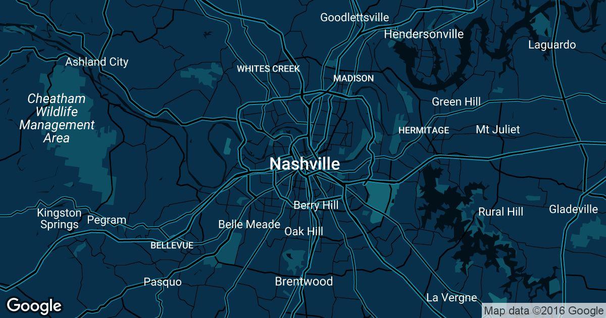 Nashville Uber Prices  Historical Rates