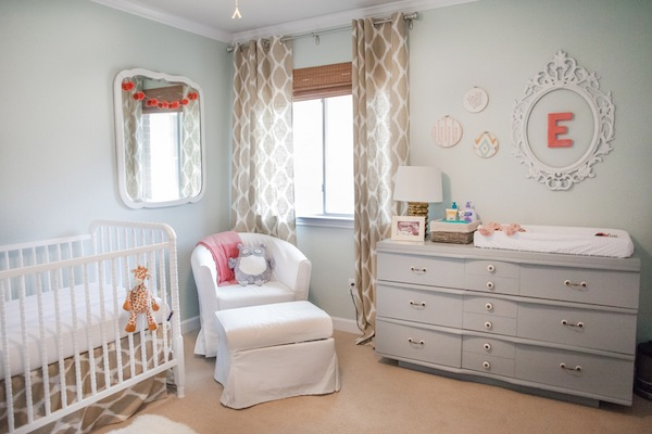 Feminine Nursery By Number 9 Photography Inspired By This