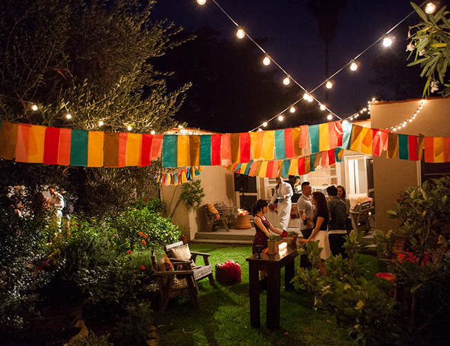 Beth Helmstetter39s House Warming Party Inspired By This