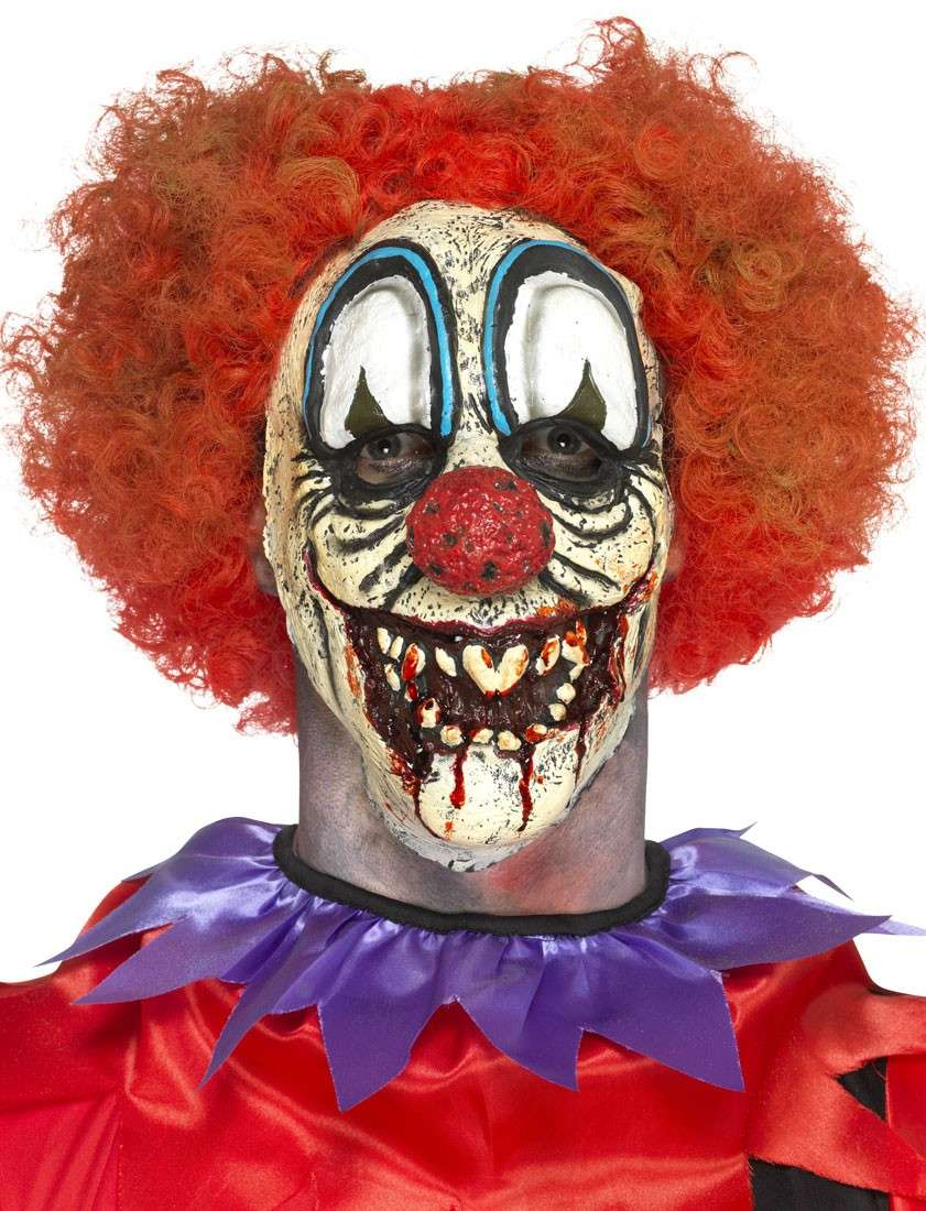 Clown Schminken Leicht Special Killer Clown Make Up