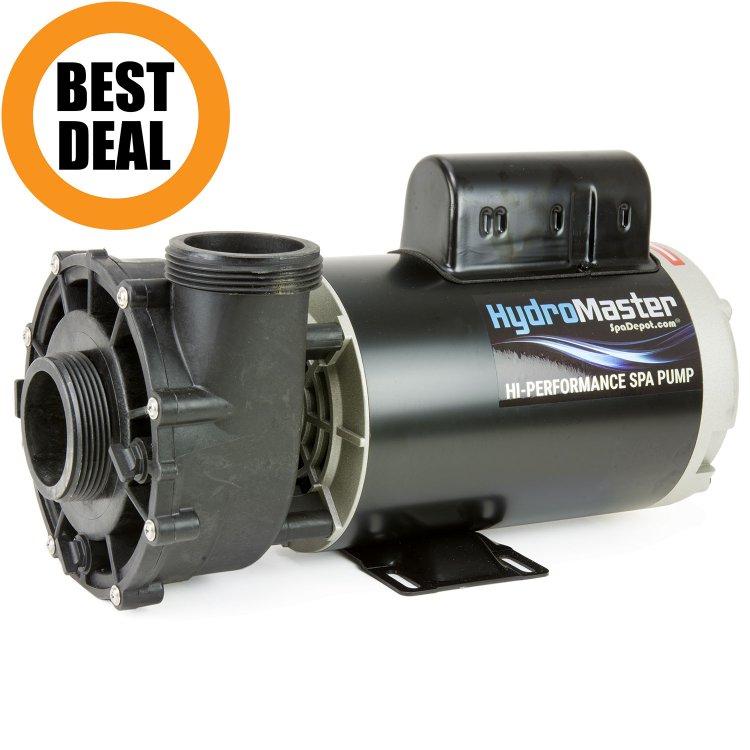 4 HP Hydromaster Hot Tub Pump  Motor - 220-240V SpaDepot