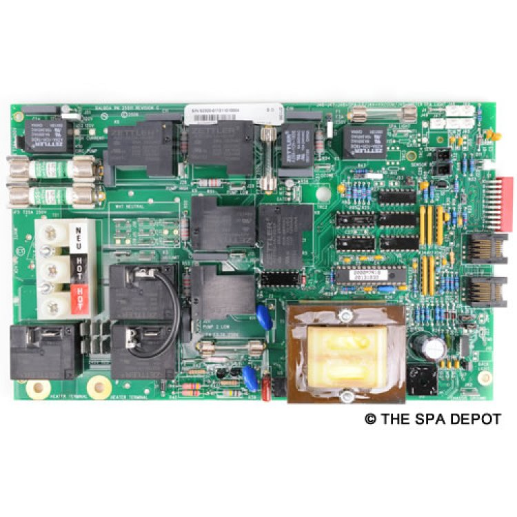 Balboa® Hot Tub Circuit Board 2000LE 52320-01 SpaDepot