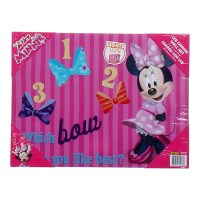 Minnie Mouse Wall Art Canvas | www.imgkid.com - The Image ...