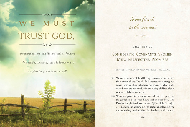 To My Friends Messages Of Counsel And Comfort Deseret Book