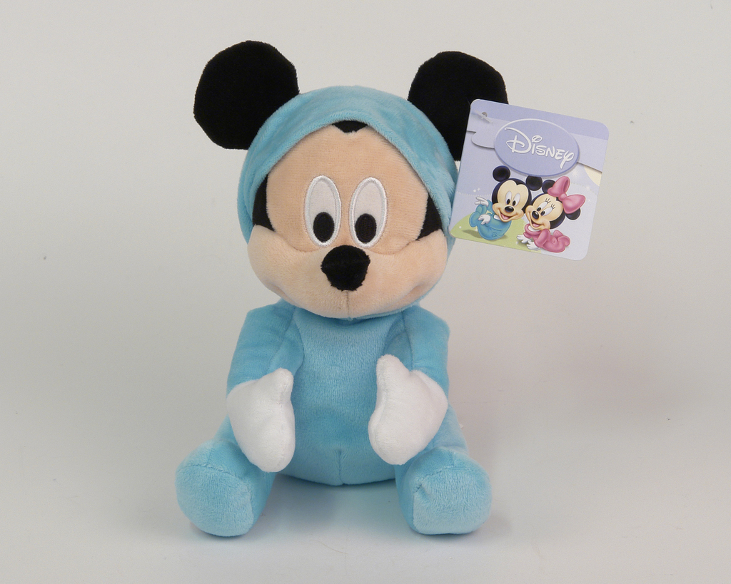 Alfombras Mickey Mouse Baby Mickey Mouse Peluche Disney Original